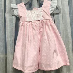 Spanish baby dress